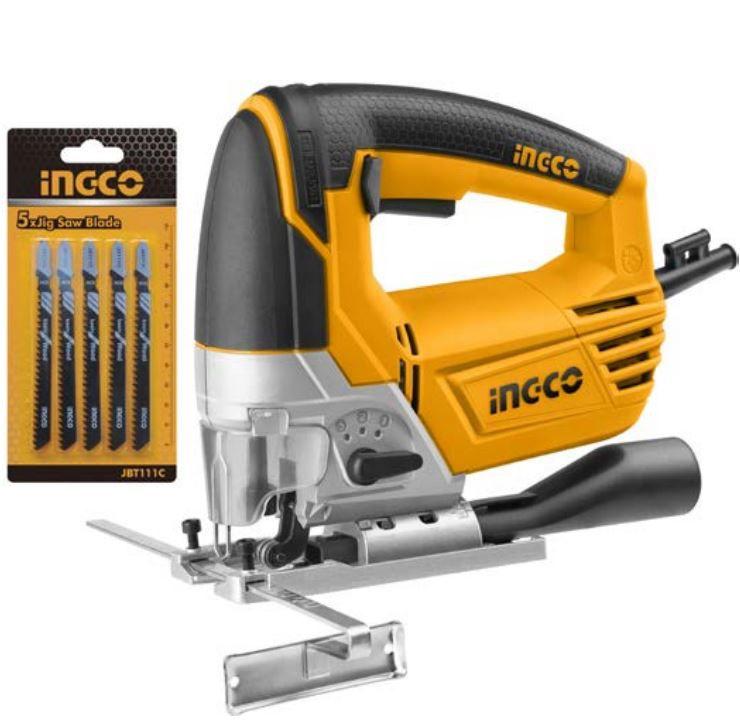 Serra Tico Tico 800w Profissional Industrial INGCO 110v