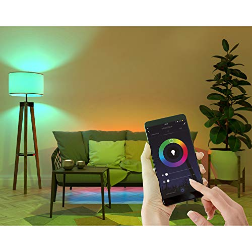 Smart Lampada Inteligente Wifi 10W Led Bivolt - Elgin