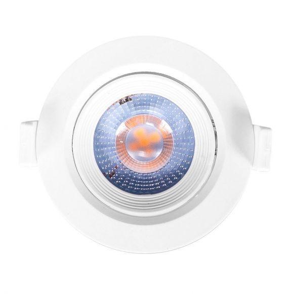 SPOT EMBUTIR LED REDONDO 5W 3000K OL