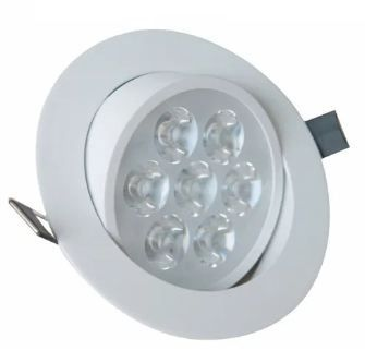 SPOT LED RED. 9W 6500K MBLED