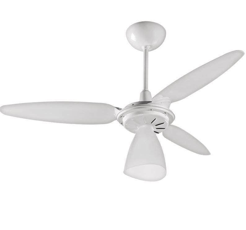 Ventilador de Teto Ventisol Wind Light Branco 3 Vel. Super Econômico - 110V