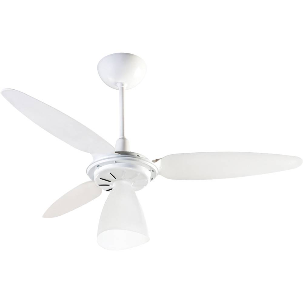 Ventilador Teto Wind Light Branco 127v Ventisol
