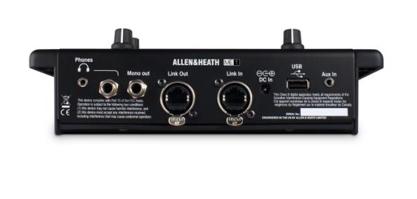 Mixer Pessoal ME-1 - Allen&Heath