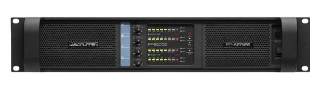 Amplificador de 4 Canais FP6000Q - Lab Gruppen