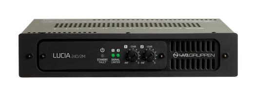 Amplificador de Matriz LUCIA 240 / 2M - Lab Gruppen