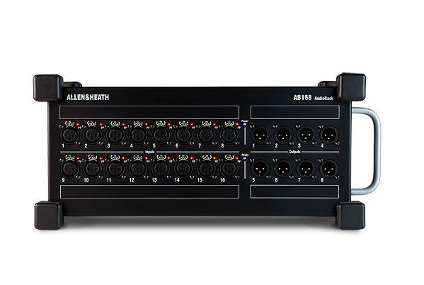 AudioRack AB 1608 - Allen&Heath