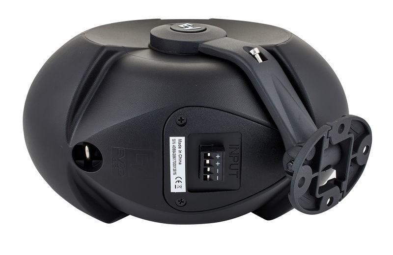 Caixa Acústica Evid 3.2T - Electro-Voice (par com 2 caixas cor preto)