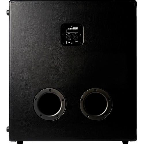 Caixa Contrabaixo BC410 - TC Electronic