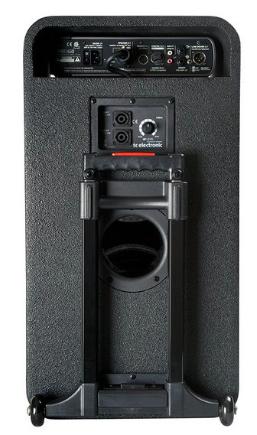 Caixa Contrabaixo RS 210 C - TC Electronic