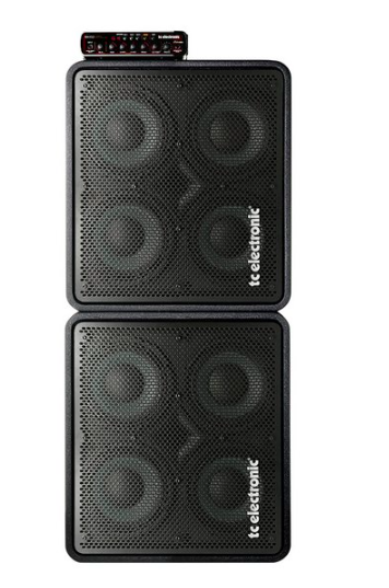 Caixa Contrabaixo RS 410 - TC Electronic