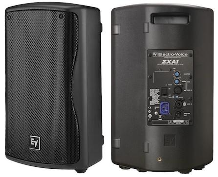 Alto-Falante da Caixa de Som Ativa EV8L ZXA-1 - Electro-Voice