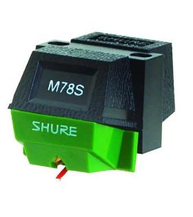 Cápsula para Toca Disco - M78S SHURE