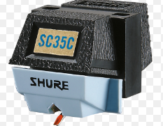 Cápsula para Toca Disco - SC35C SHURE