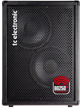[Mostruário] Combo Contrabaixo BG-250 210 - TC Electronic