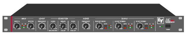 Controlador de Áudio AC-ONE - Electro-Voice