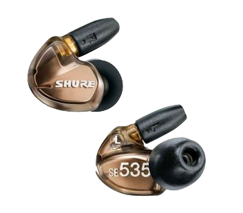 Driver Direito EarPhone Shure RPE535-V