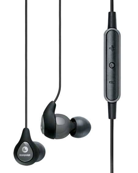 Fones In-Ear Shure SE 112-GR-EPS
