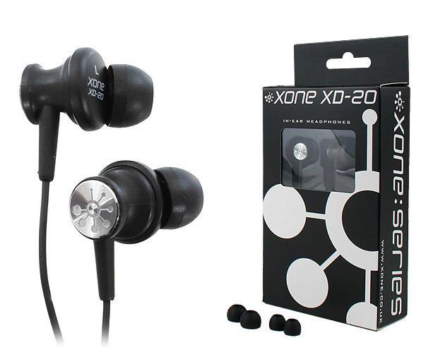 Fones In-Ear Xone XD 20 - Allen&Heath