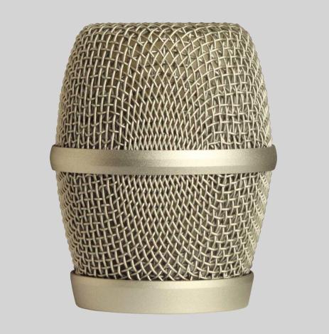 Globo para Microfone Shure KSM9 - Shure RPM260