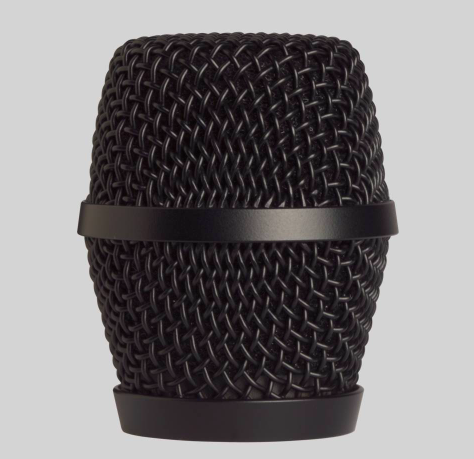 Globo para Microfone Shure SM86 e SM87a (Cor Preto) - RK 214G Shure