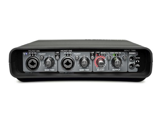 [Mostruário] Interface Firewire Impact Twin - TC Electronic