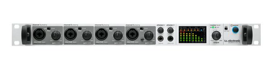 Interface Studio Konnekt 48 com Controle Remoto - TC Electronic