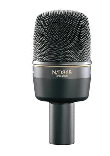 Microfone para Bumbo Clássico N/D868 - Electro-Voice