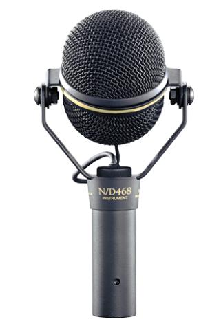 Microfone para Tons e Eventos N/D468 - Electro-Voice