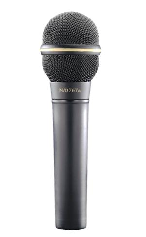 Microfone para Vocais Premium N/D767A - Electro-Voice