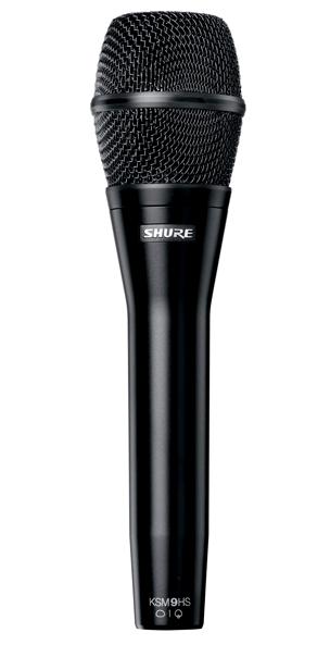 Microfone Condensador Shure KSM9HS