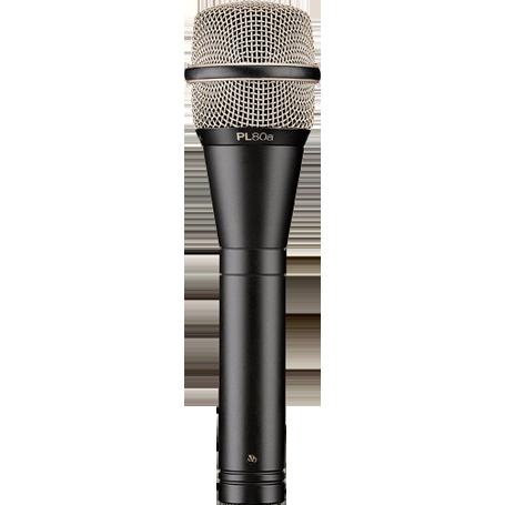 Microfone Dinâmico Premium PL80A - Electro-Voice
