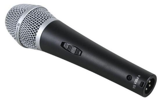Microfone Dinâmico TG V35D S - BeyerDynamic