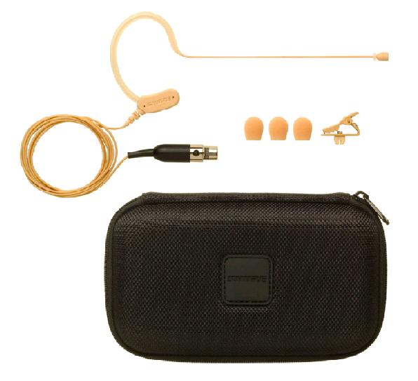 Microfone EarSet Ominidirecional Shure  MX153B/O-TQG
