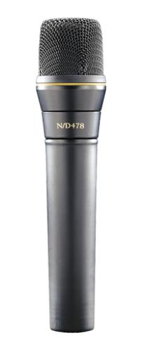 Microfone para Caixa N/D478 - Electro-Voice