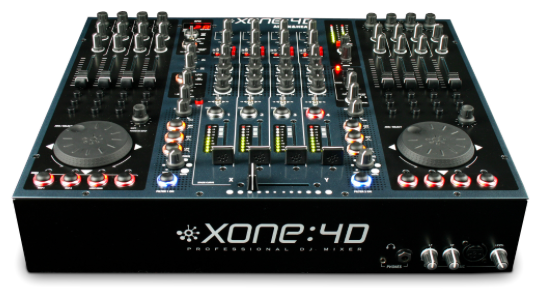 Mixer Profissional Xone:4D - Allen&Heath