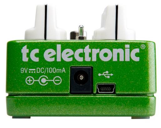 [Mostruário] Pedal Guitarra Corona Chorus - TC Electronic