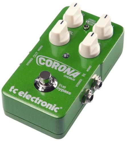 Pedal Guitarra Corona Chorus - TC Electronic