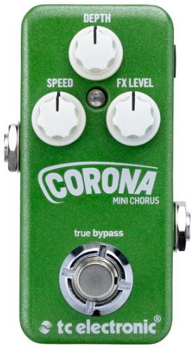 [Mostruário] Pedal Guitarra Corona Mini Chorus - TC Electronic