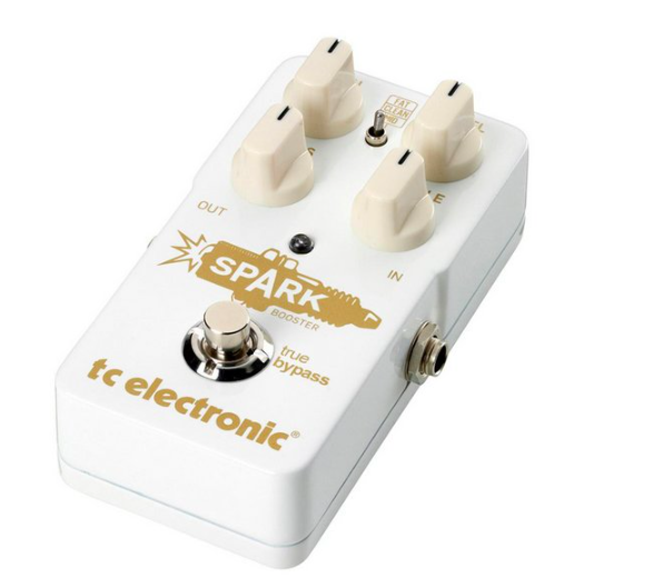 Pedal Guitarra Spark Booster - TC Electronic