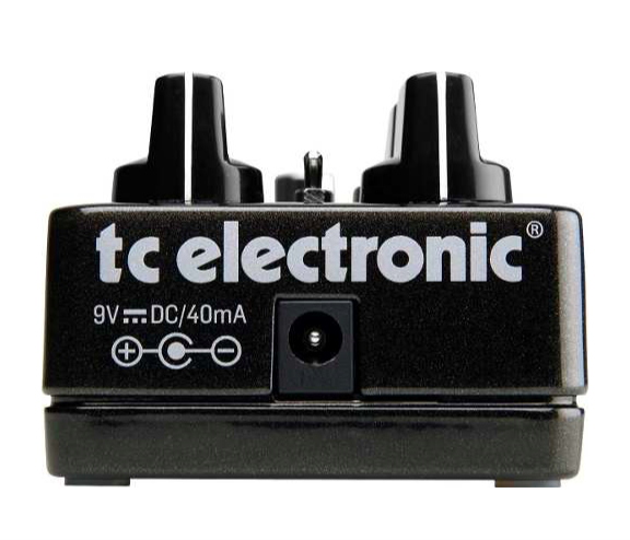 Pedal Guitarra Dark Matter - TC Electronic
