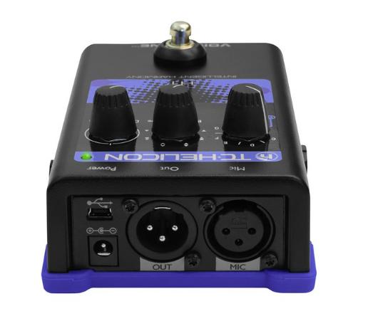 Pedal Voz VoiceTone H1 - TC Helicon