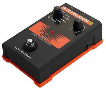 Pedal Voz VoiceTone R1 - TC Helicon