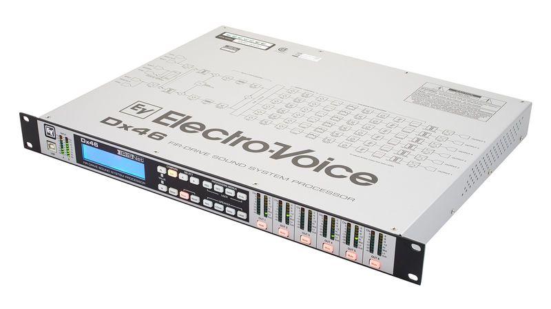 Processador de Áudio DX46 - Electro-Voice