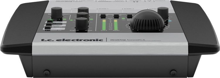 [Mostruário] Desktop Konnekt 6 - TC Electronic