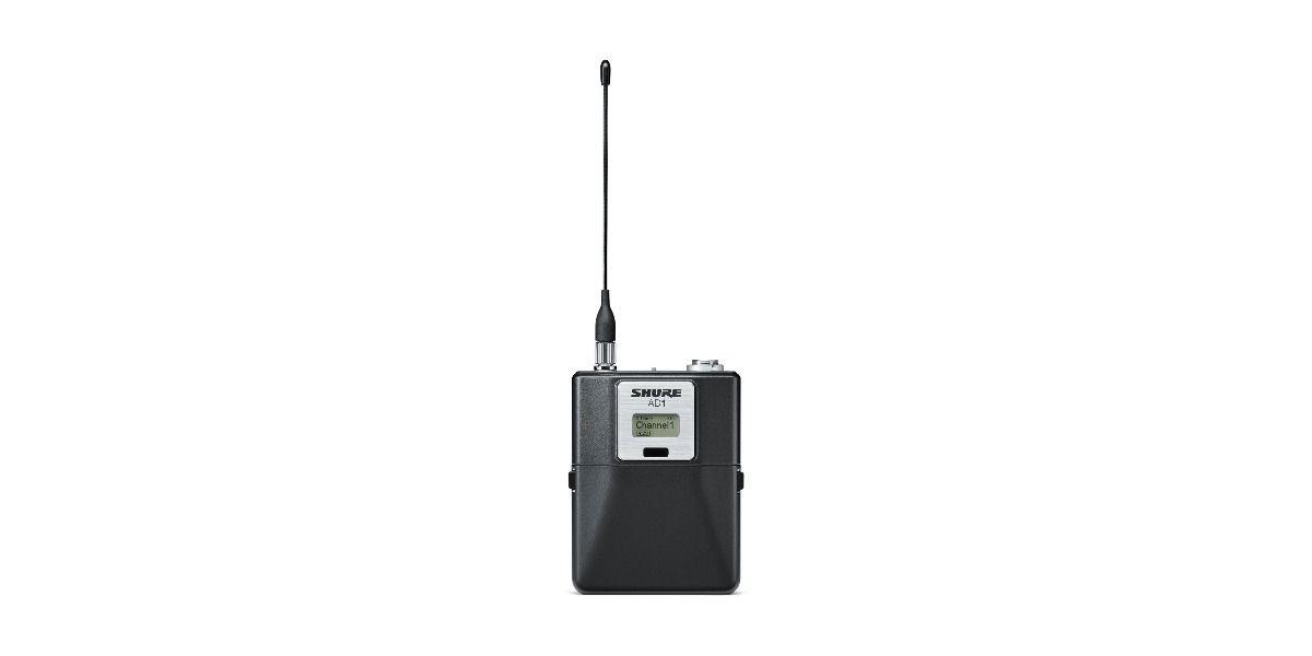 Transmissor Shure BodyPack AD1 G55