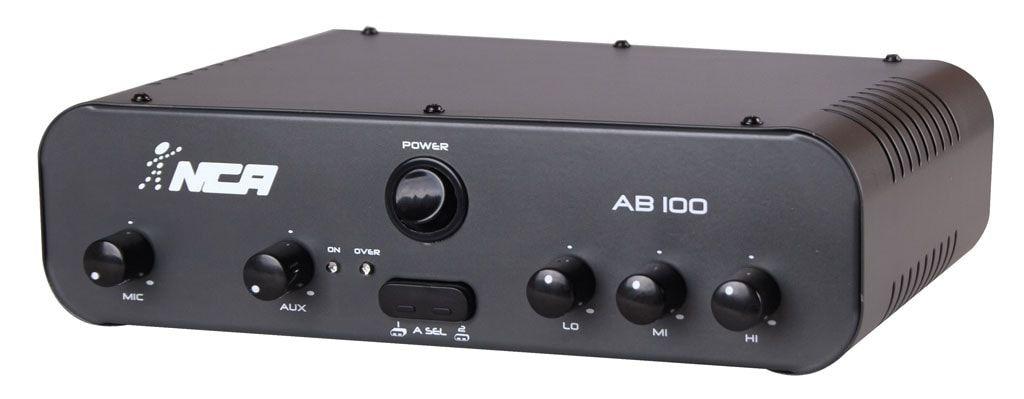 AMPLIF DE POTENCIA 100W RMS AB100R4 NCA