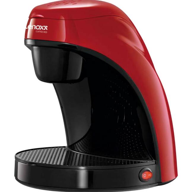 CAFETEIRA 2 XICARAS RED COFFEE 127V PCA031 LENOXX