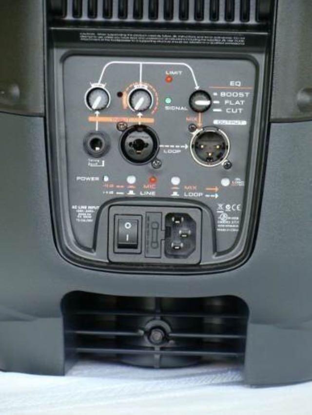 CAIXA AMPLIFICADA 280W EON510