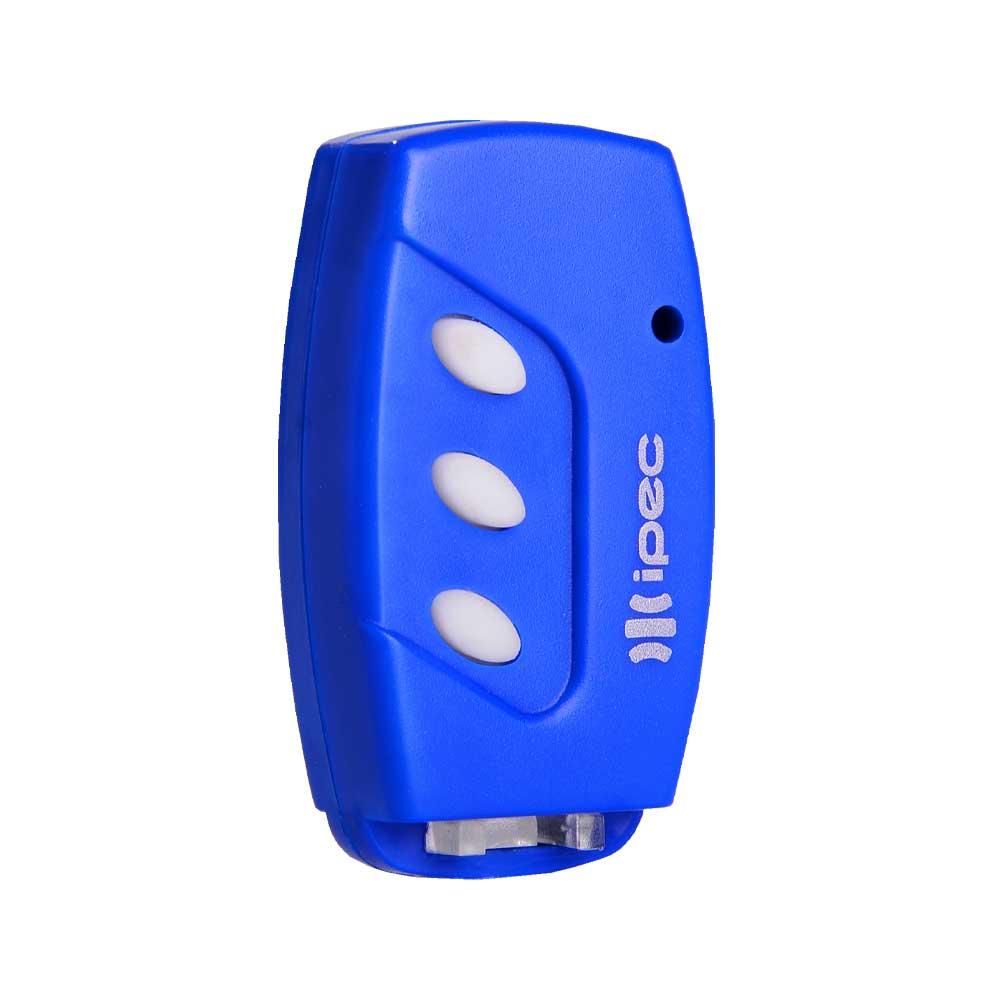 CONTROLE TRANSMISSOR TX DECO 433.92 MHZ A2013/AZUL IPEC