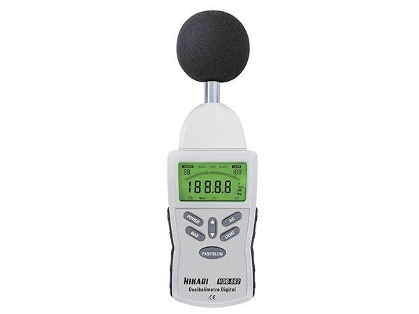 DECIBELIMETRO DIGITAL HDB-882 HIKARI